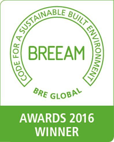 BREEAM Awards 2016 Winner