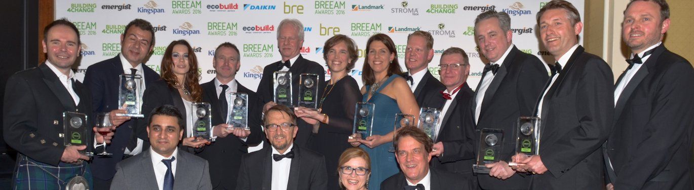 BREEAM Awards 2017 - Book Now!