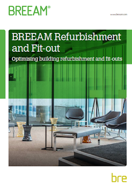 BREEAM Refurbishment and Fit-Out Brochure (May 2016)