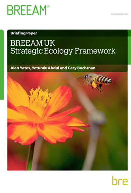 BREEAM UK Strategic Ecology Framework
