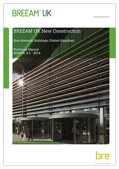 BREEAM UK New Construction