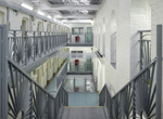Weald Wing, HMP Maidstone, UK