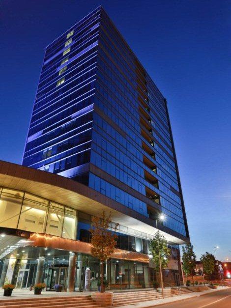 Breeam business centre vertas vilnius lithuania for Citco headquarters