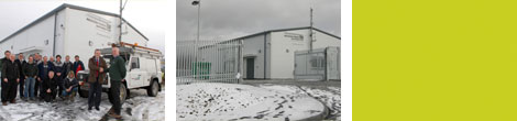 Western Power Distribution Building 470 x 110px