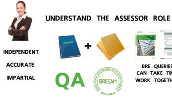 What the BREEAM Assessor will need from the client team